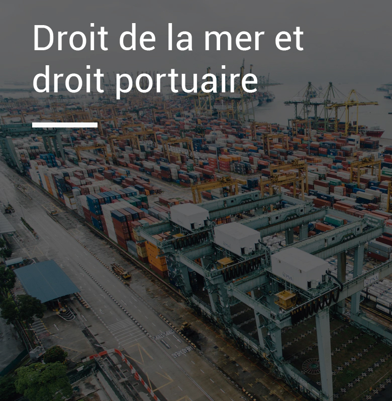 Droit de la mer et droit portuaire Schneider Avocats Montpellier
